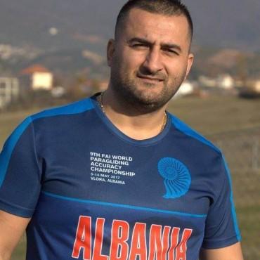 Arber Xhaja Skysports Albania