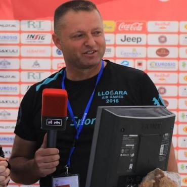 Gezim Statovci Skysports Albania