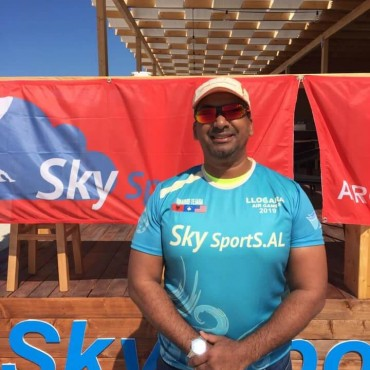 Ricardo Tejada Skysports Albania
