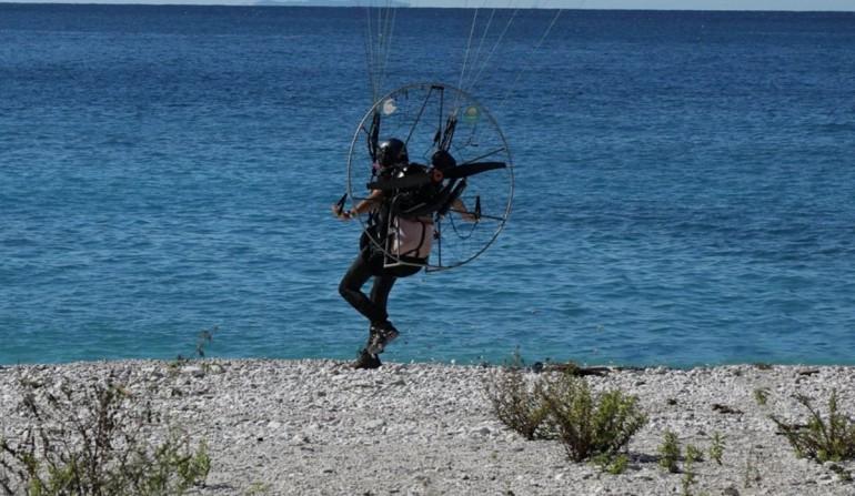 paratrike -skysports-albania