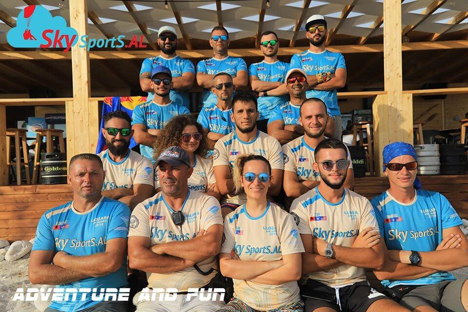 Skysports Team Bar
