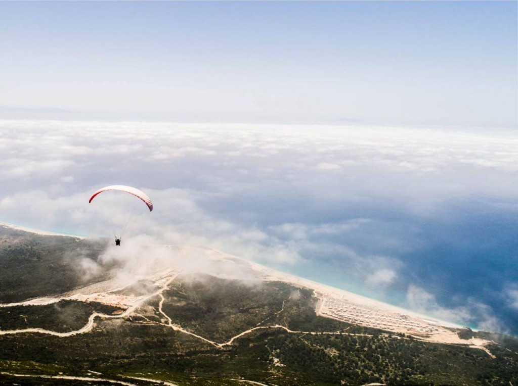 skysports albania - paragliding