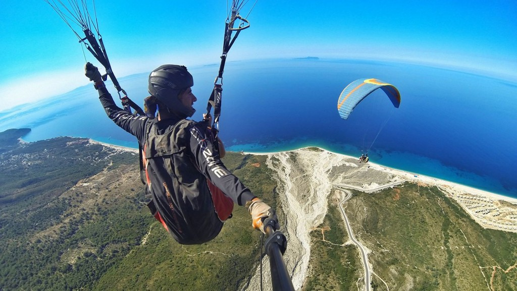 skysports albania - paragliding-tandem