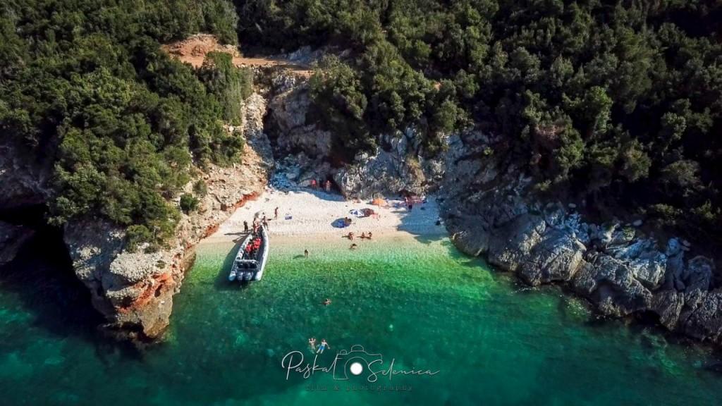 Boat Trip in Albania, water sports