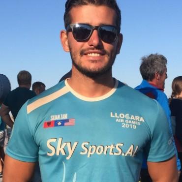 Silian-Zani paraglider - paragliding albania