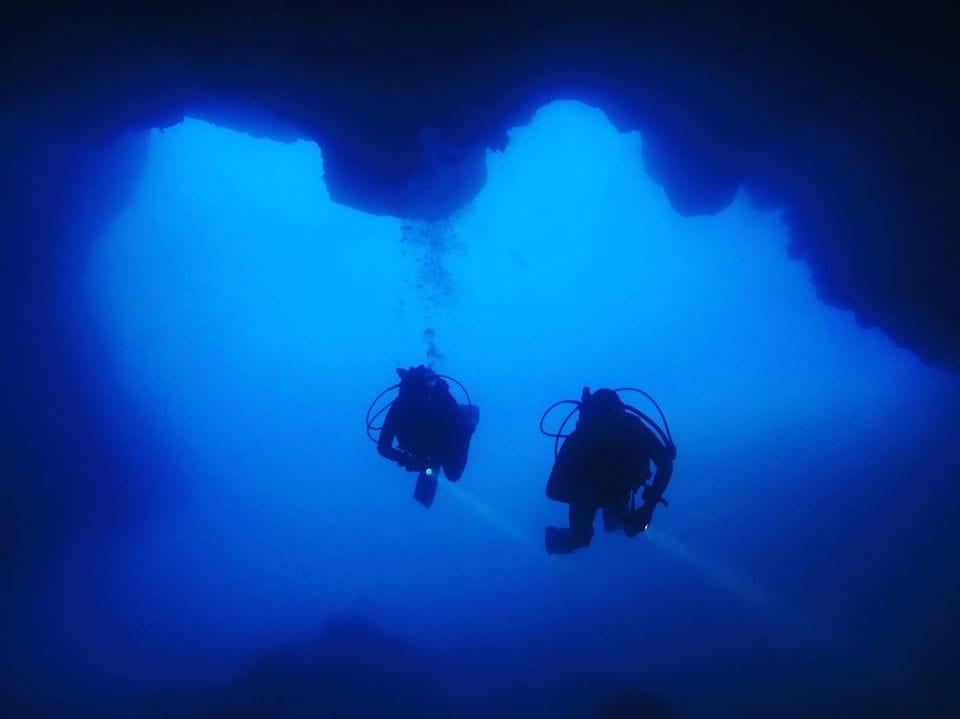 Scuba Diving in Albania