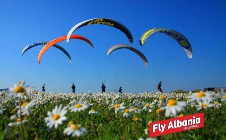 Paragliding School in Albania, Paragliding in Albania school